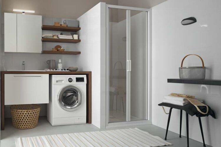 astuces pour bien installer une machine à laver dans la salle de bain