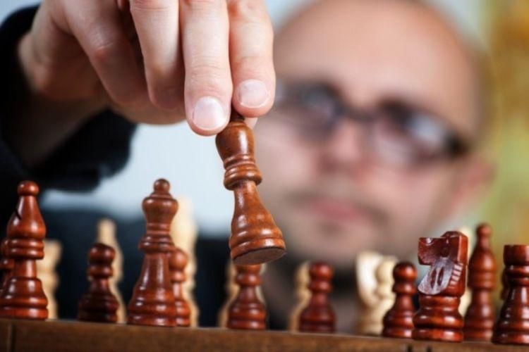 stratégie de jeu d'échecs