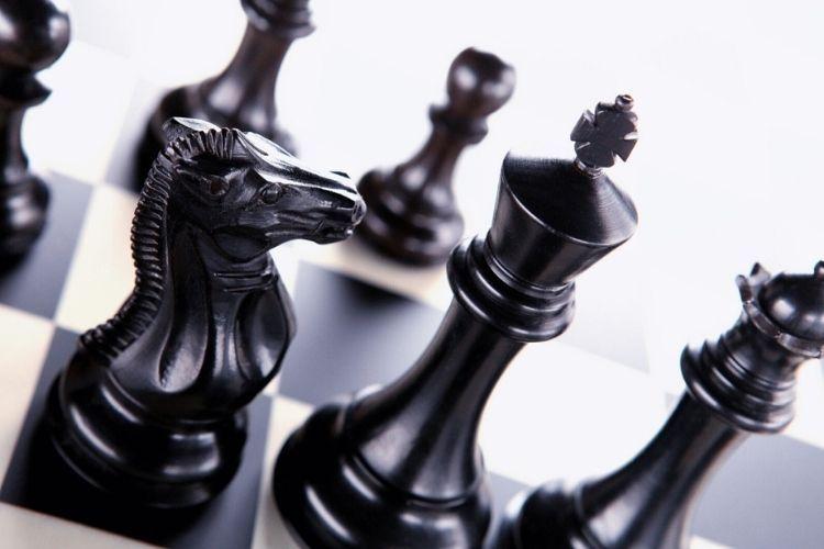 secret du jeu d'échecs